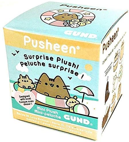 Gund Pusheen Blind Box Series 10
