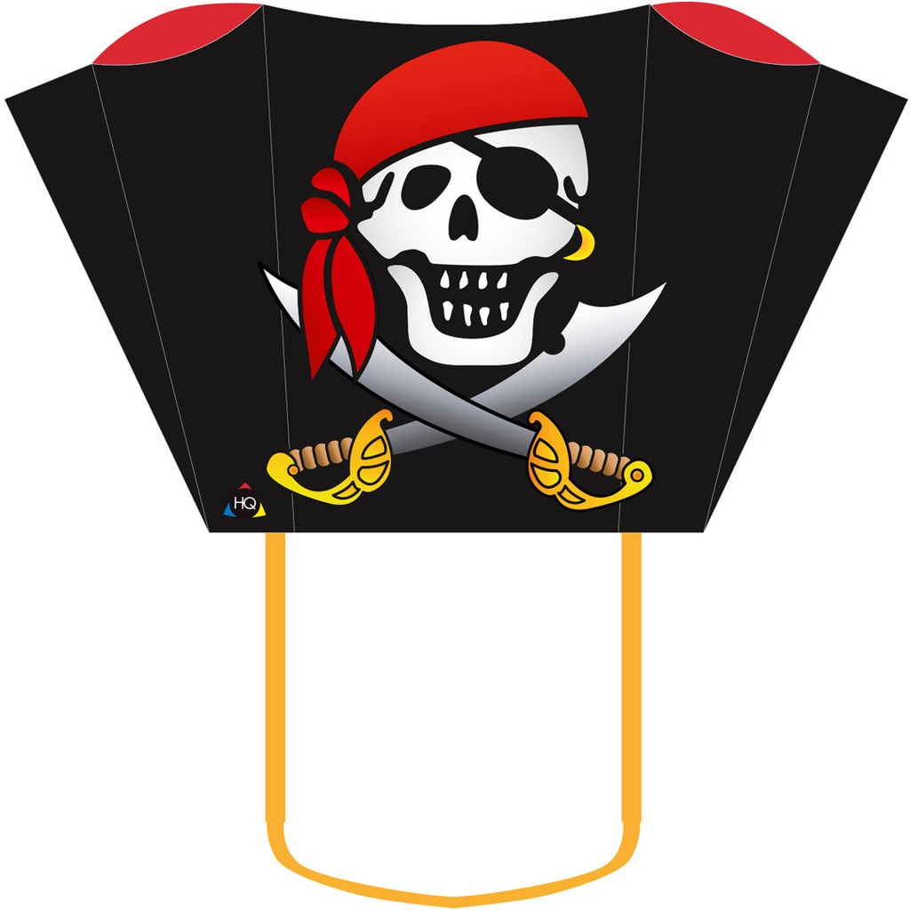 Jolly Roger Sleddy Kite