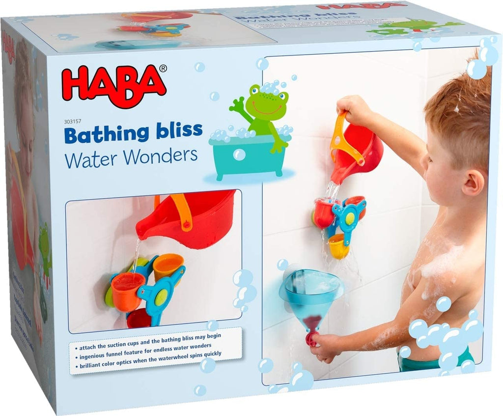 Haba 301930 Bathing Bliss Bath Ball Track
