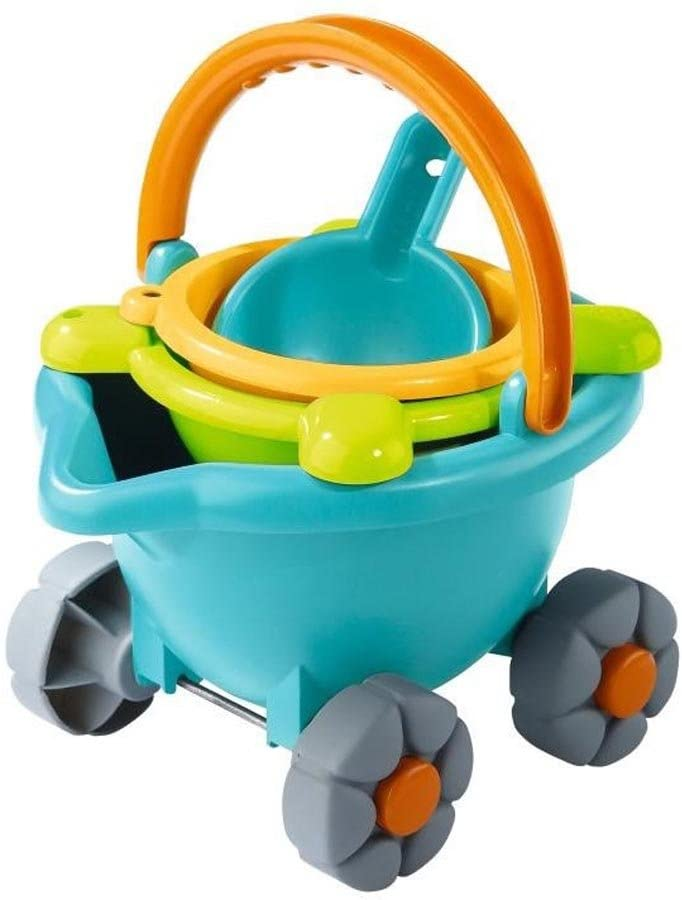 Haba 4859 Sand Bucket Scooter