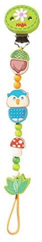 Haba Pacifier Chain Magic Forest Friends