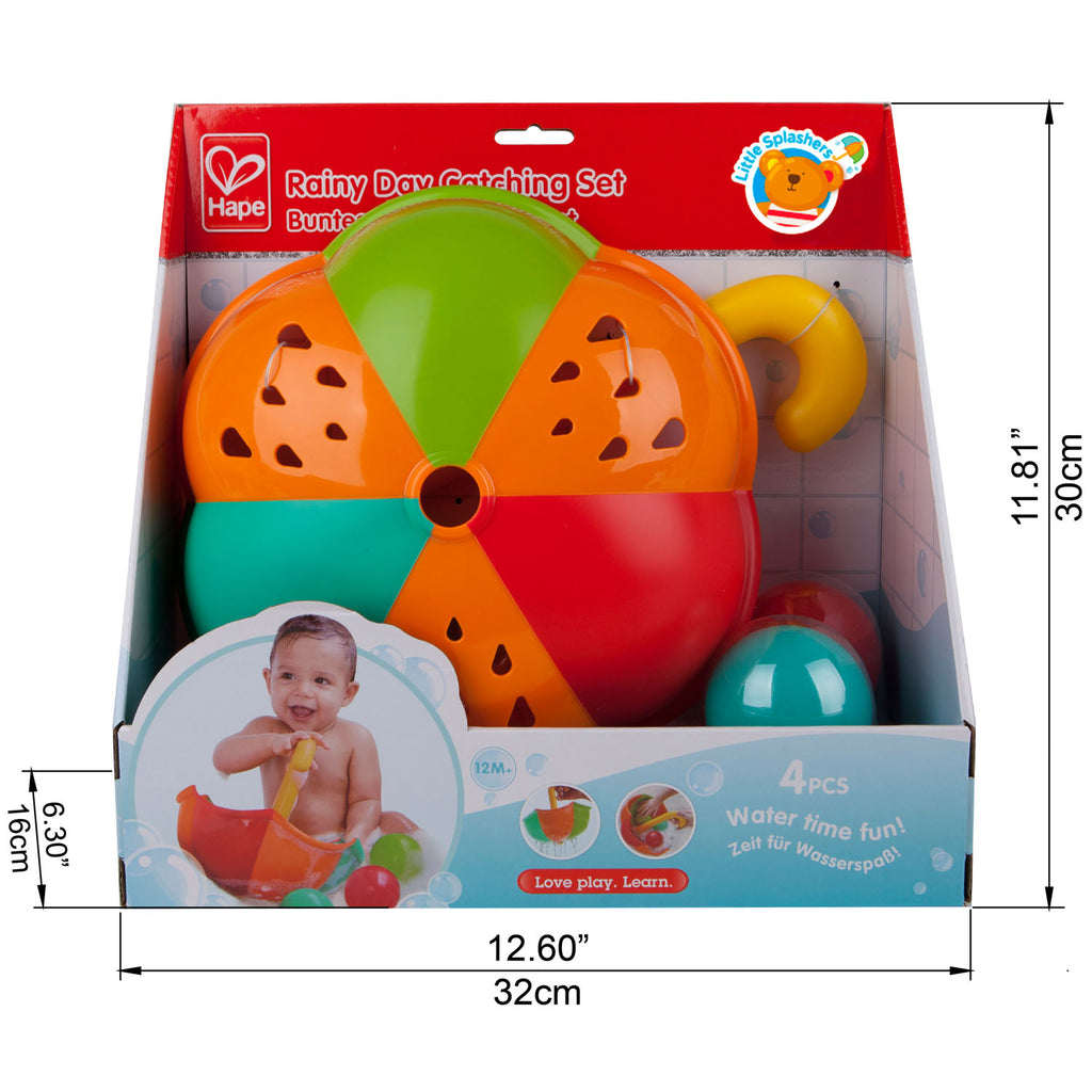 Hape E0206 Rainy Day Catching Set