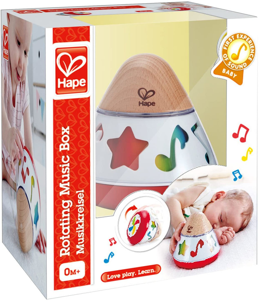 Hape E0332 Rotating Music Box