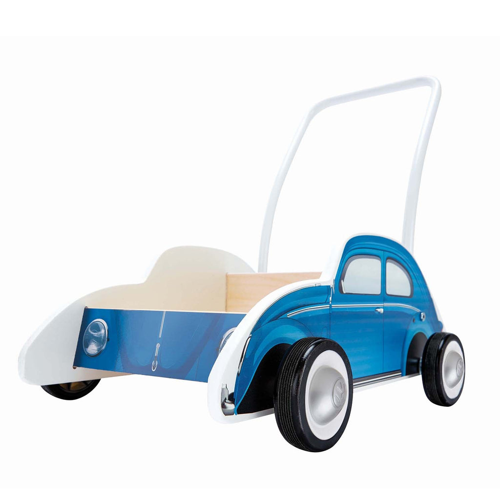 Hape E0382 Beetle Walker Blue
