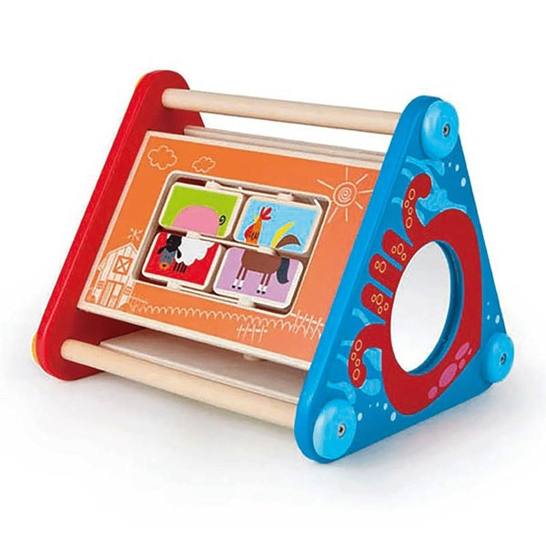 Hape E0434 Take Along Activity Box