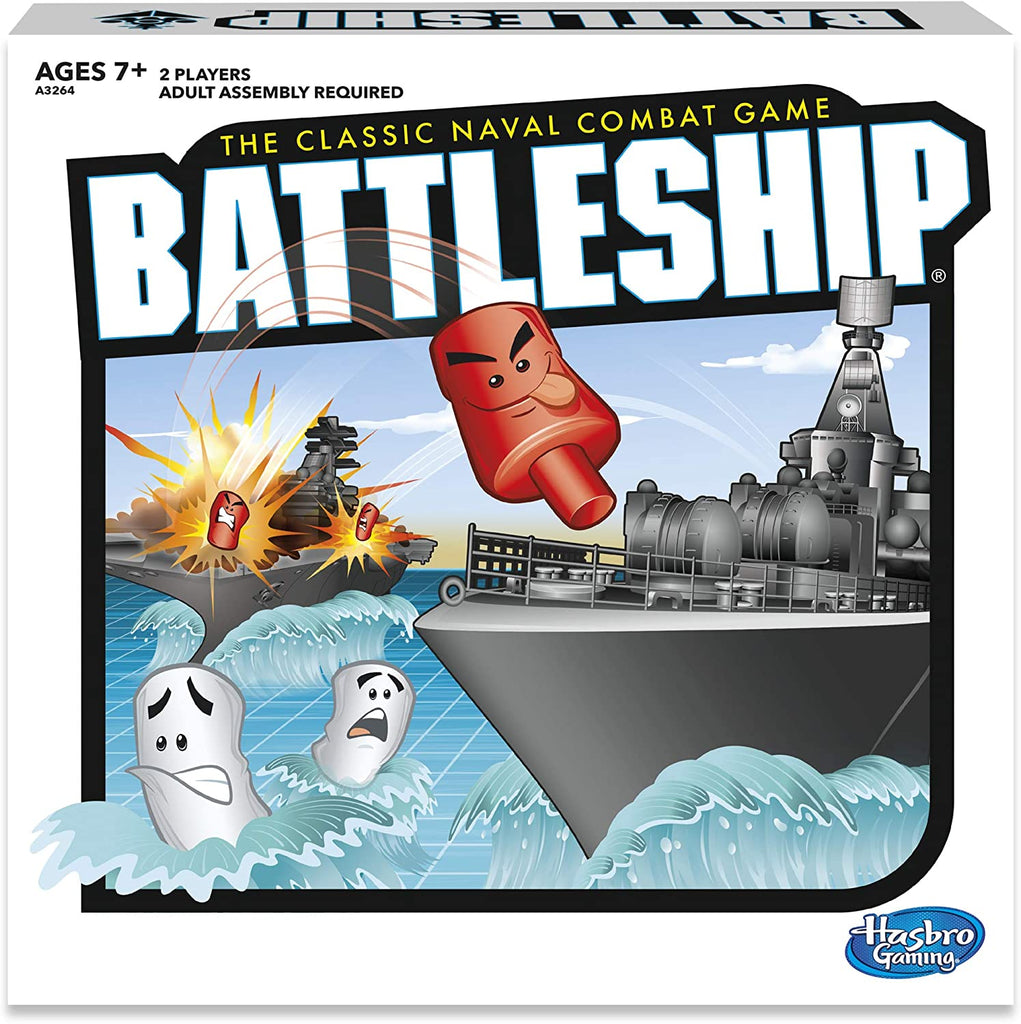 Battleship Naval Strategy Game