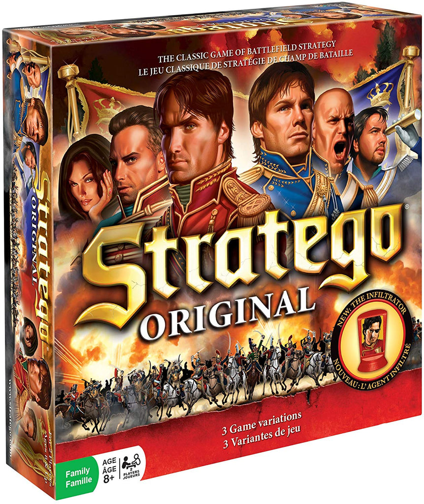 Stratego Strategy Game