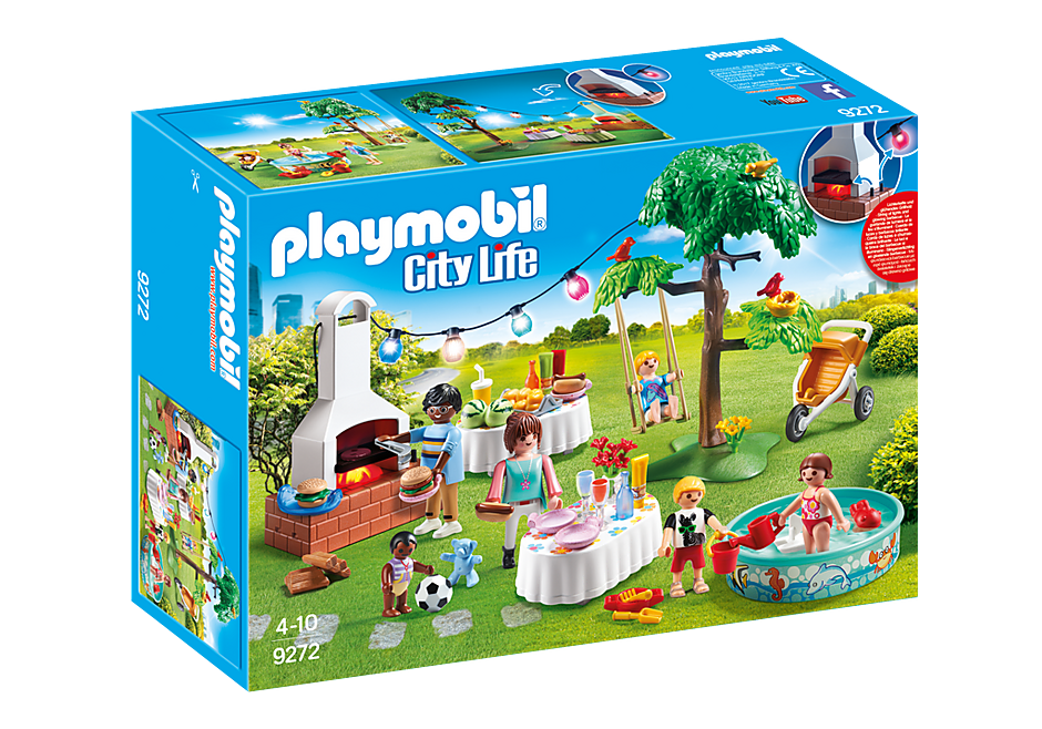 Playmobil 9272 House Warming Party