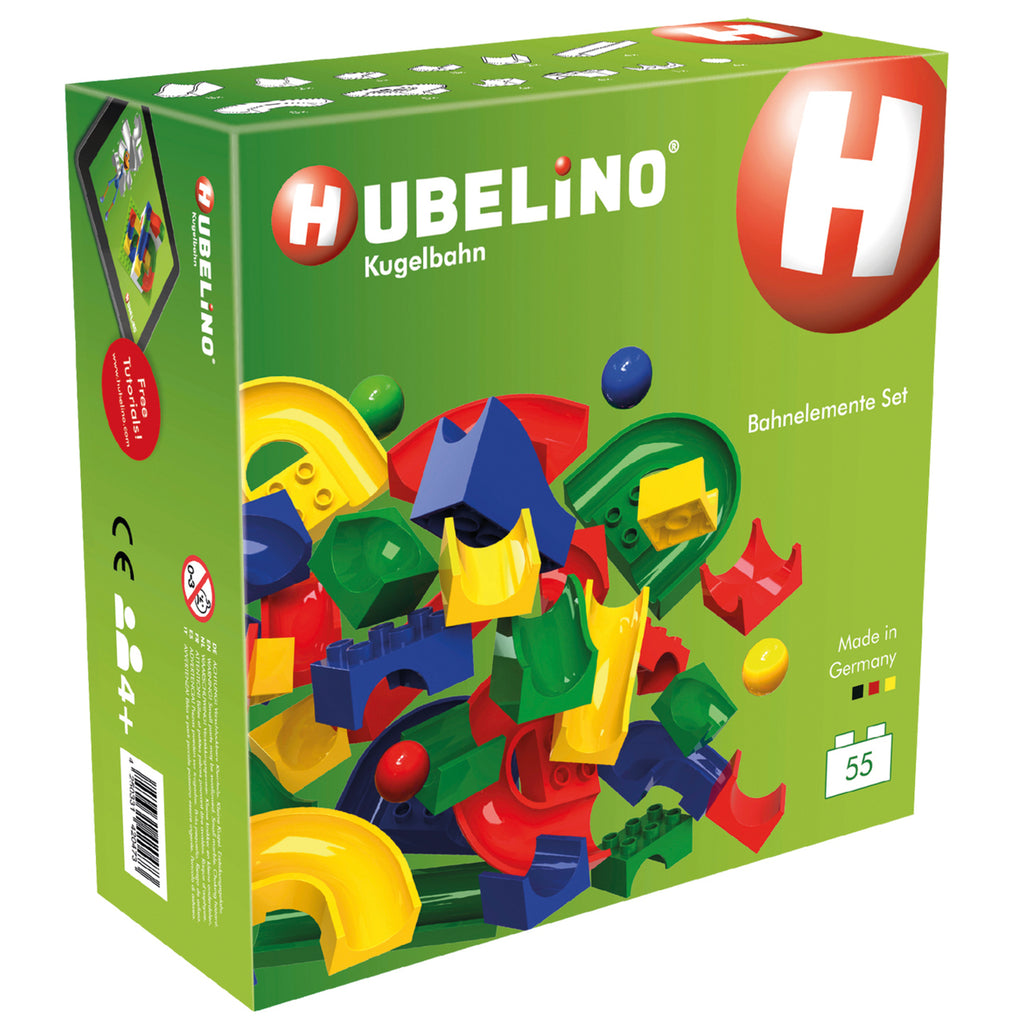 Hubelino Ball Track 55 Piece Elements Set