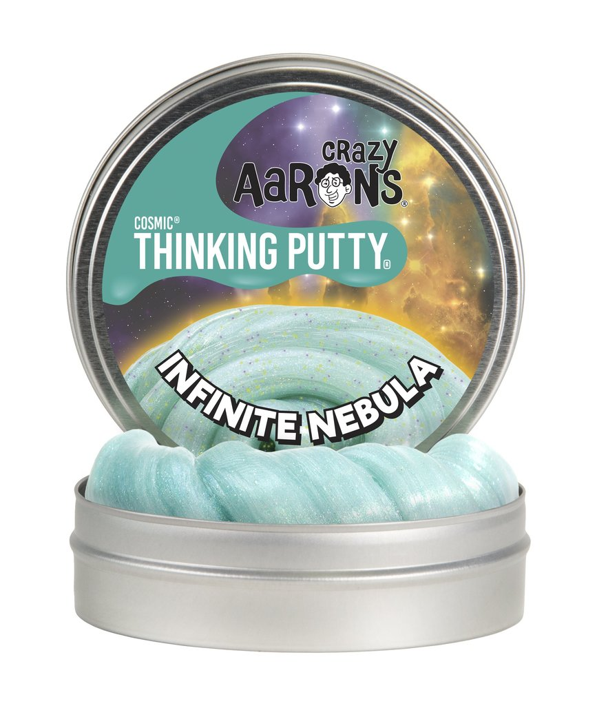 Crazy Aaron Infinite Nebula Thinking Putty