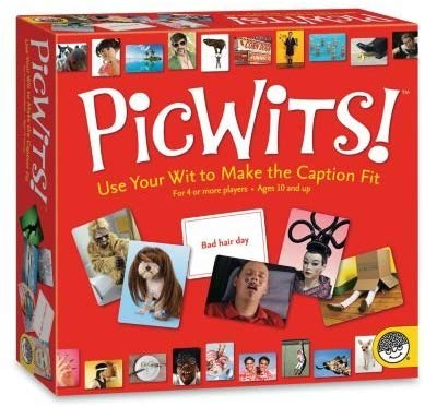 Picwits Photo Matching Game