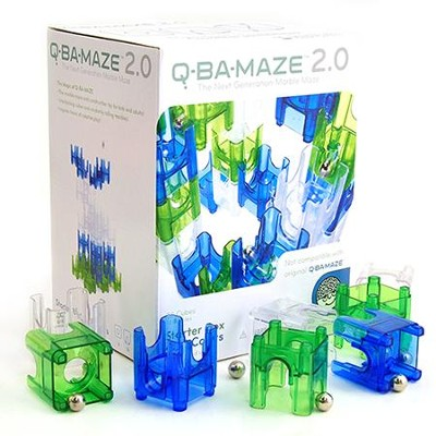 QBaMaze 2.0 Starter Box Cool Colors