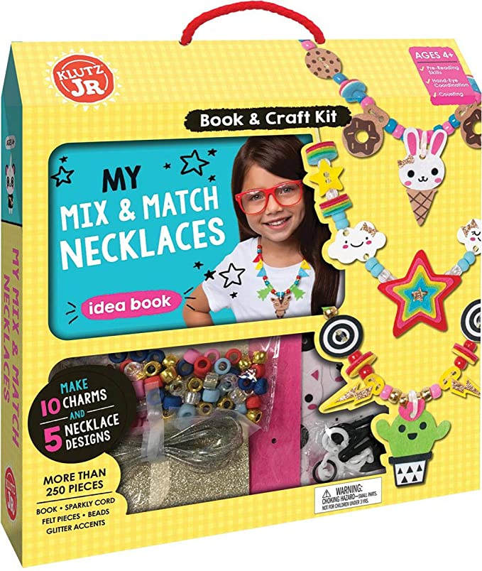 Klutz Jr. My Mix & Match Necklaces
