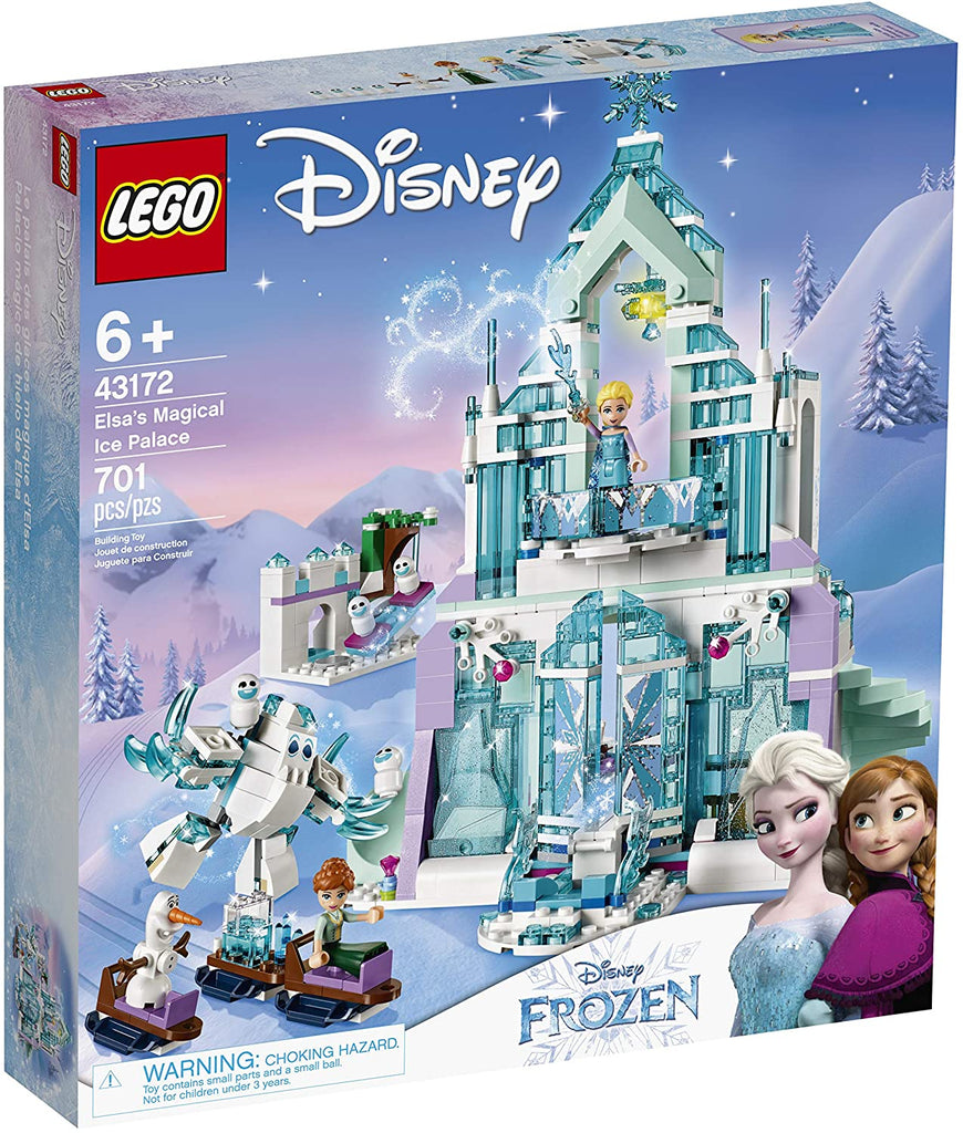 LEGO Disney 43172 Elsa's Magical Ice Palace
