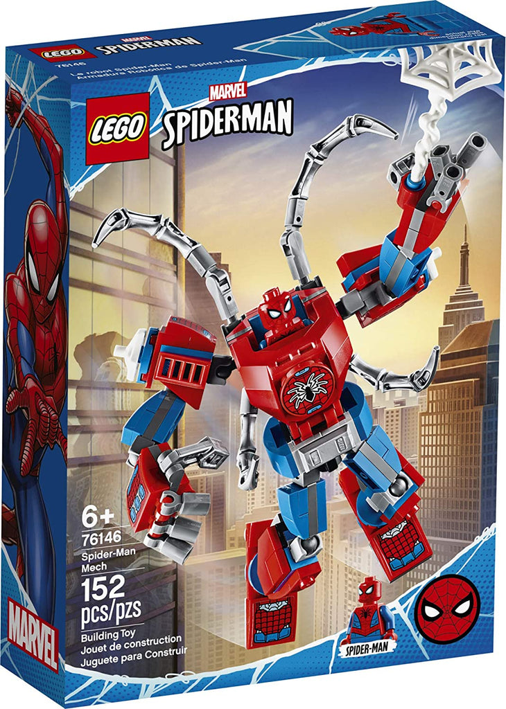 LEGO 76146 Spiderman Mech