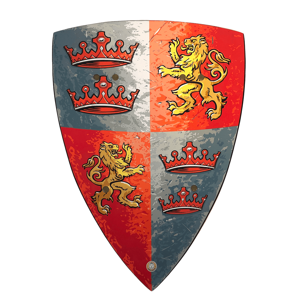 Lion Touch 29001 Prince Lionheart Shield
