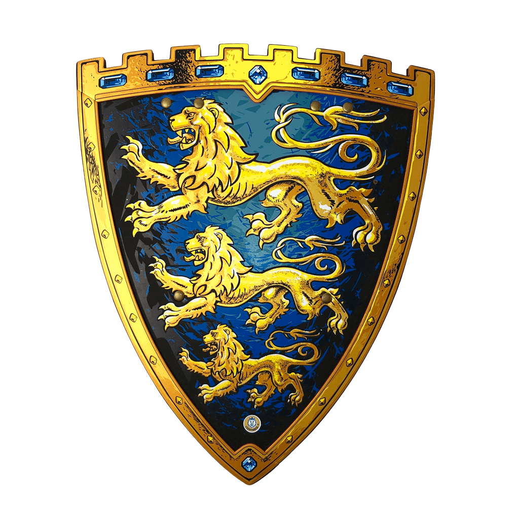 Lion Touch 29101 Triple Lion King Shield
