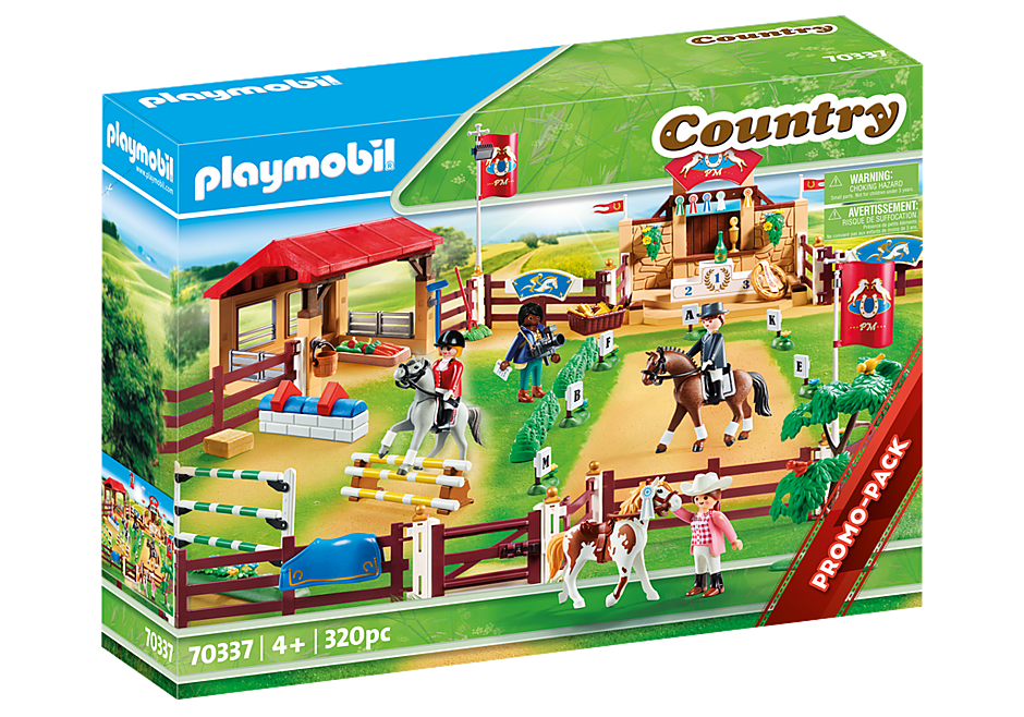 Playmobil 70337 Large Equestrian Tournament