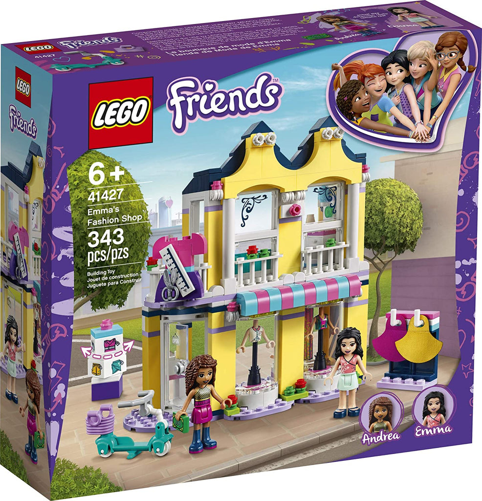 LEGO Friends 41427 Emma's Fashion Shop