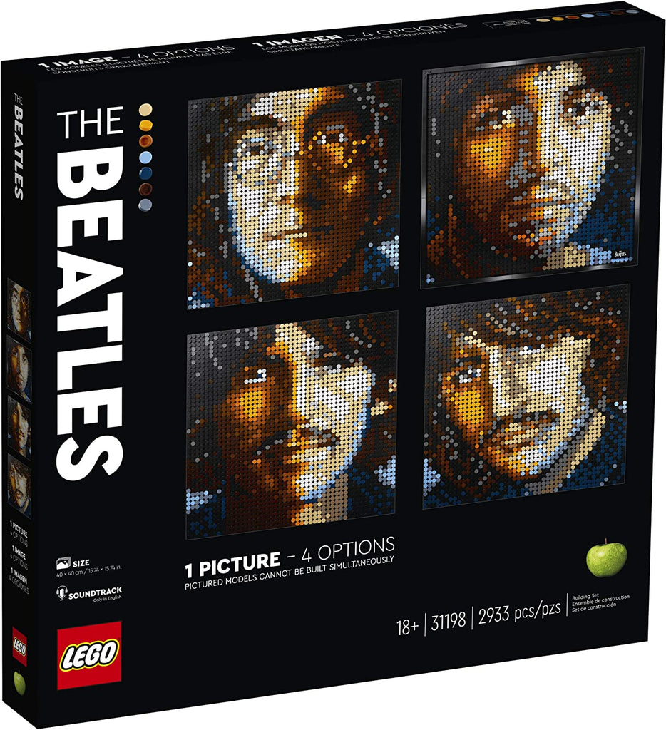 LEGO 31198 The Beatles Portrait