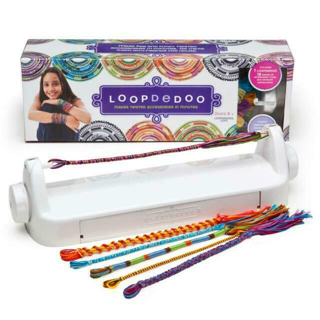 Ann Williams Loopdedoo Friendship Bracelet Maker