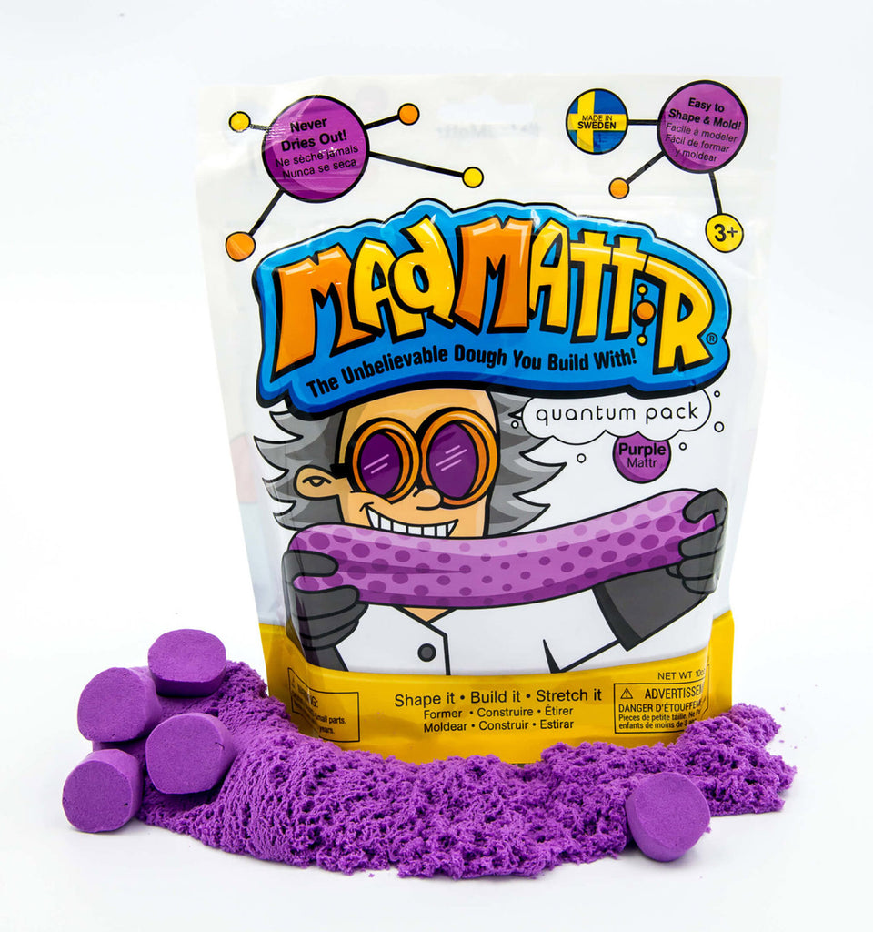 Mad Mattr Quantum Pack Purple