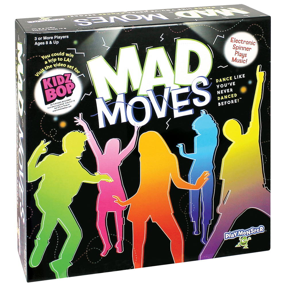 Mad Moves Movement Game
