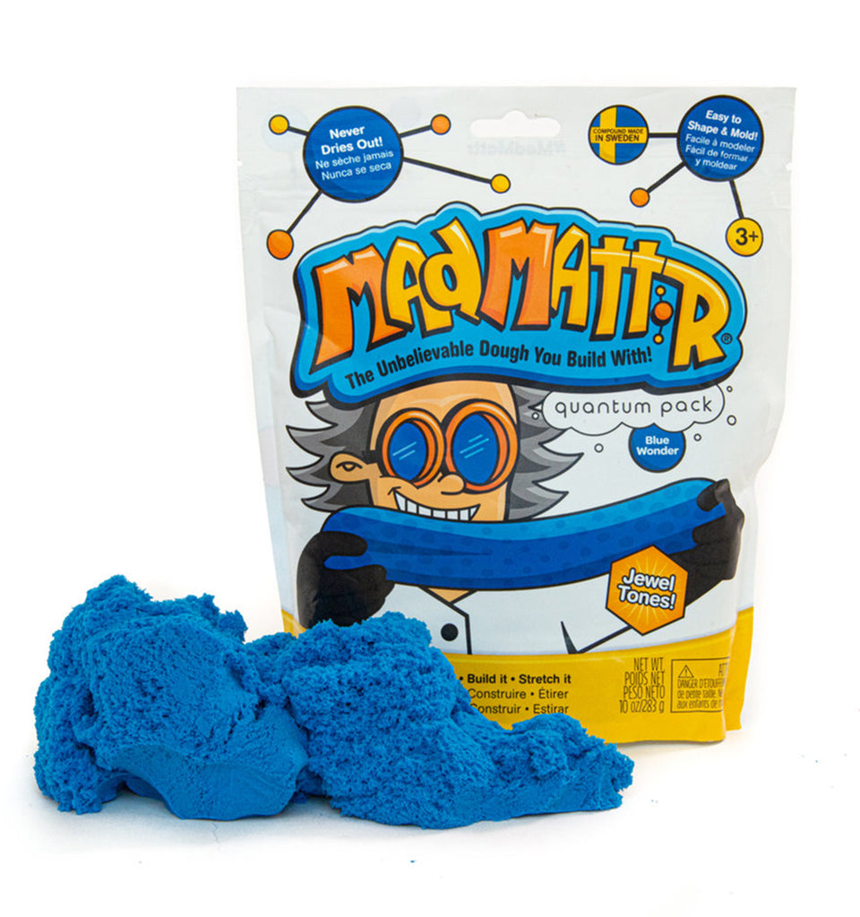 Mad Mattr Quantum Pack Blue Wonder
