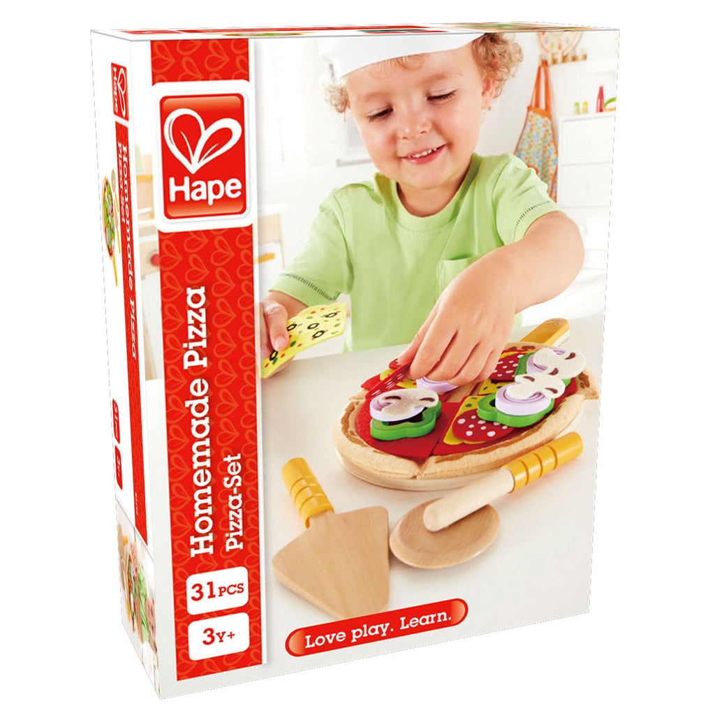 Hape E3129 Homemade Pizza