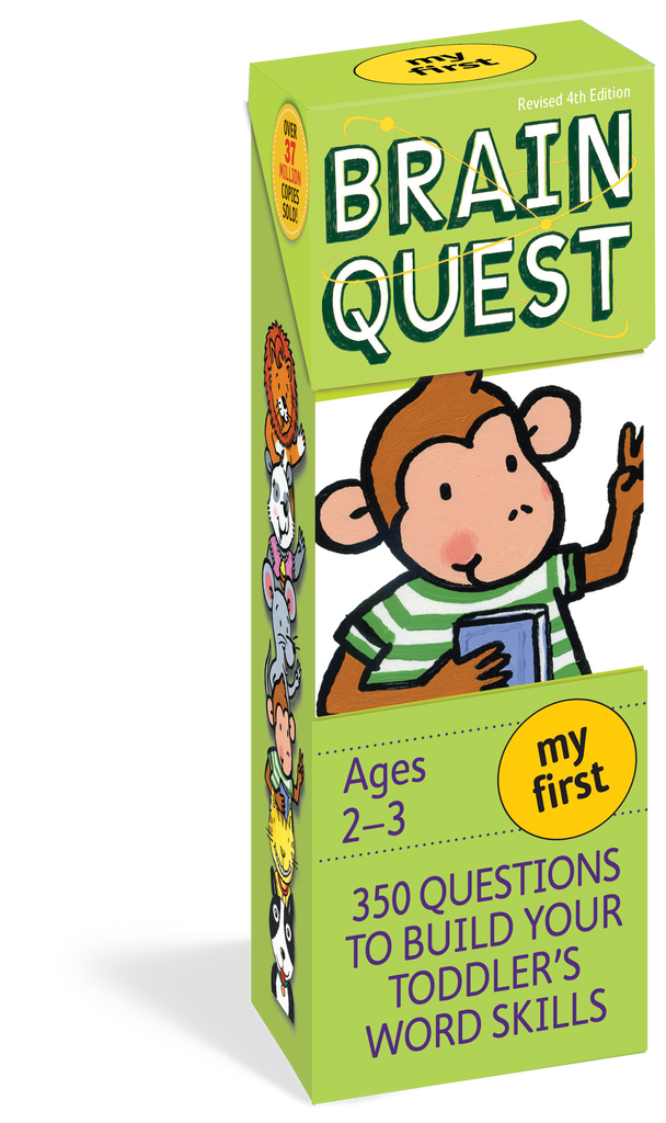 Brain Quest My First