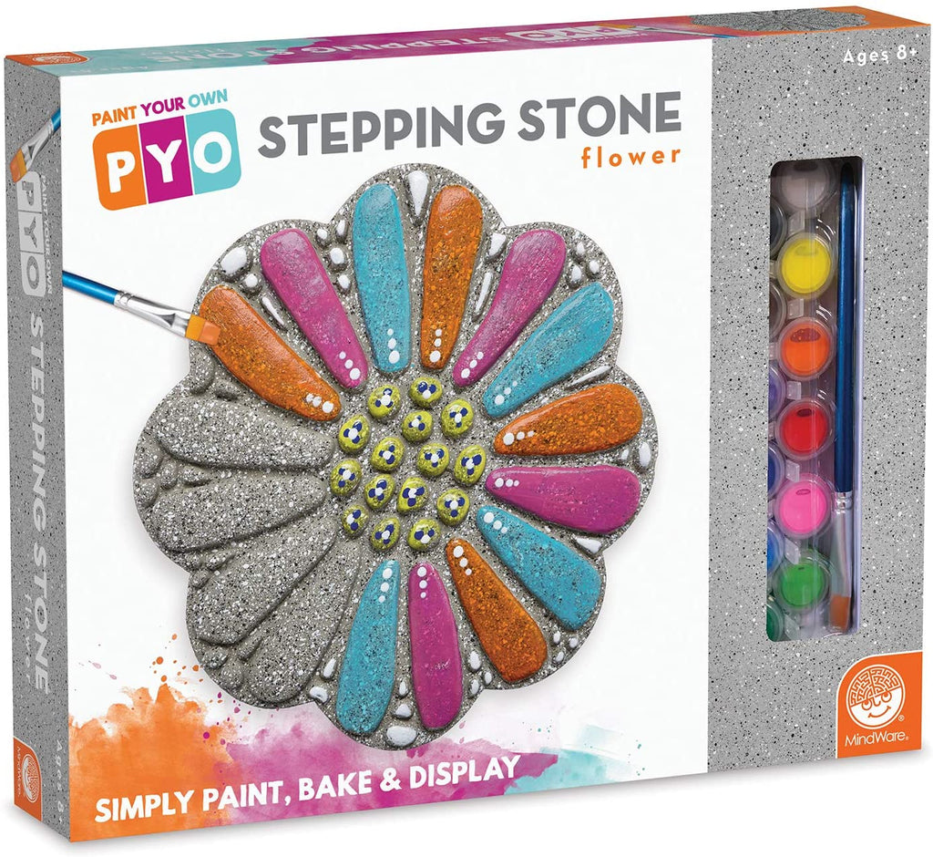 PYO Flower Stepping Stone