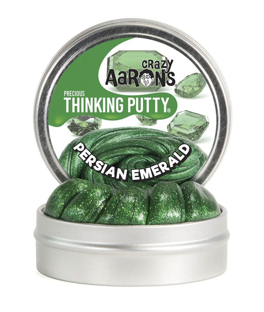 Crazy Aaron Persian Emerald Thinking Putty