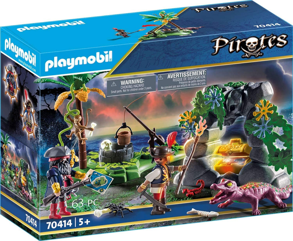 Playmobil 70414 Pirate Hideaway