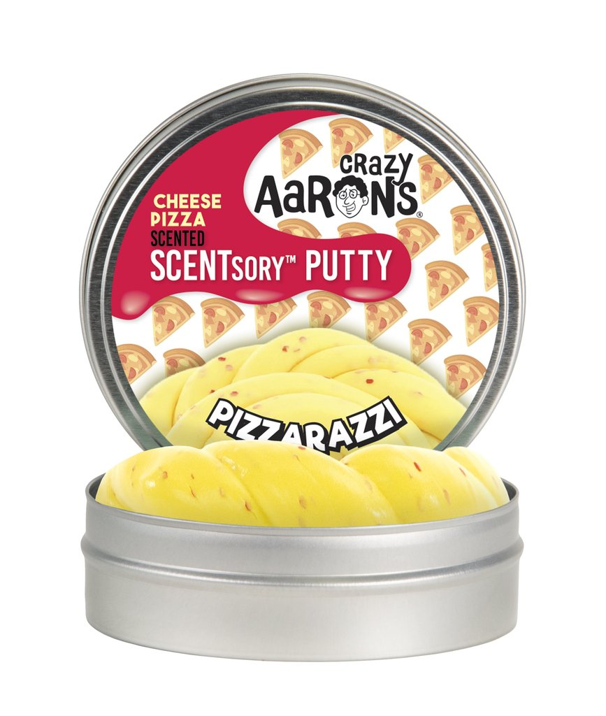 Crazy Aaron Pizzarazzi Scented Thinking Putty