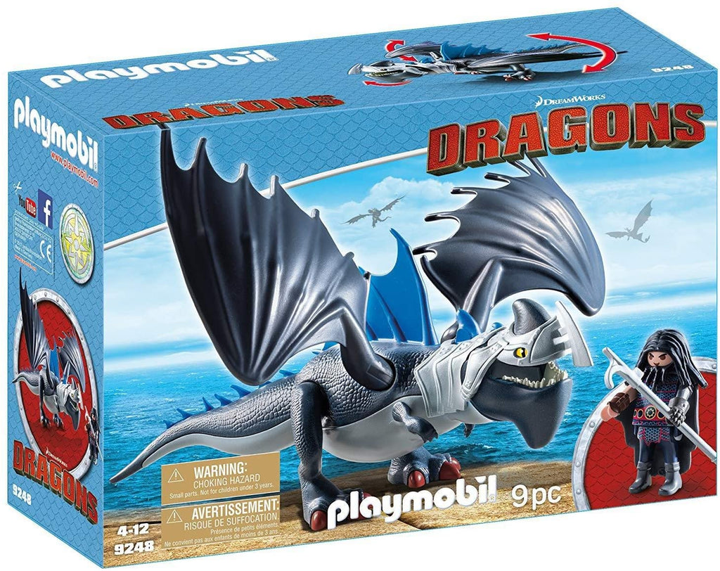 Playmobil 9248 Drago and Thunderclaw