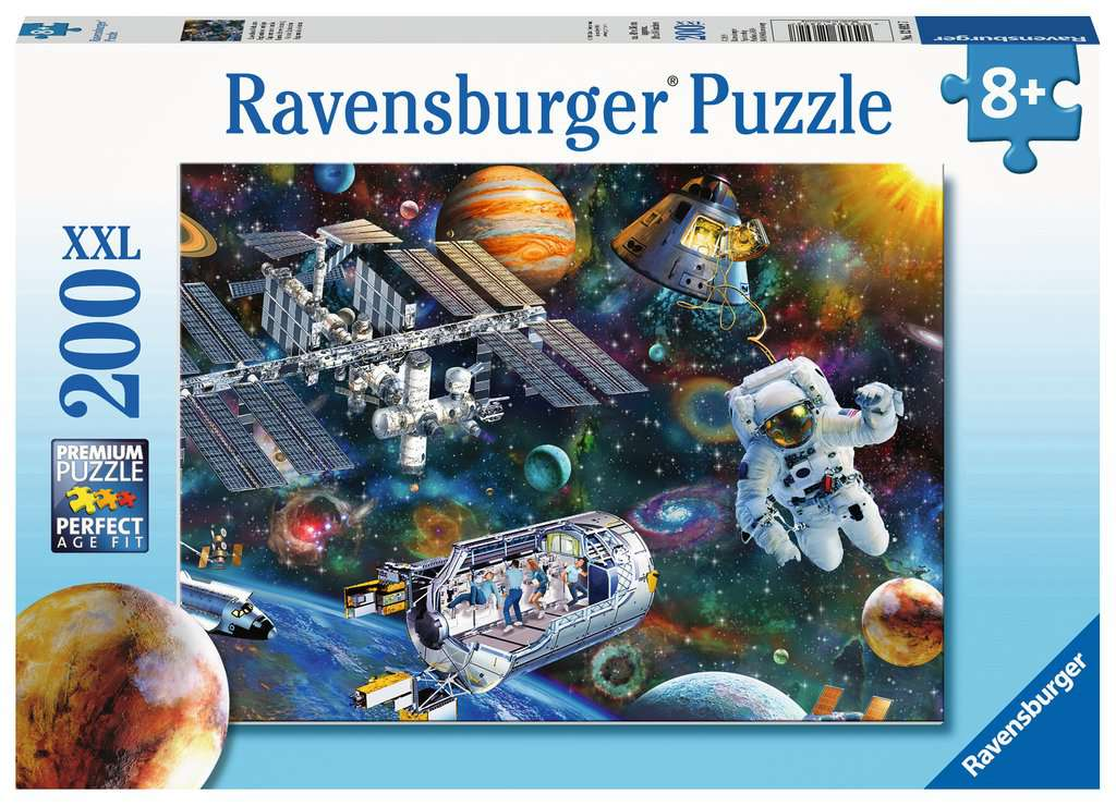 Cosmic Exploration 200 Piece Kids Jigsaw Puzzle