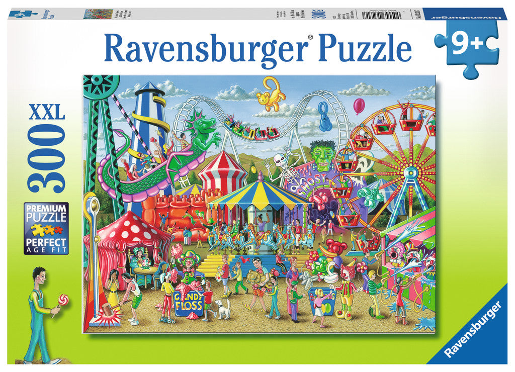 Fun at The Carnival 300 Piece Kids Jigsaw Puzzle