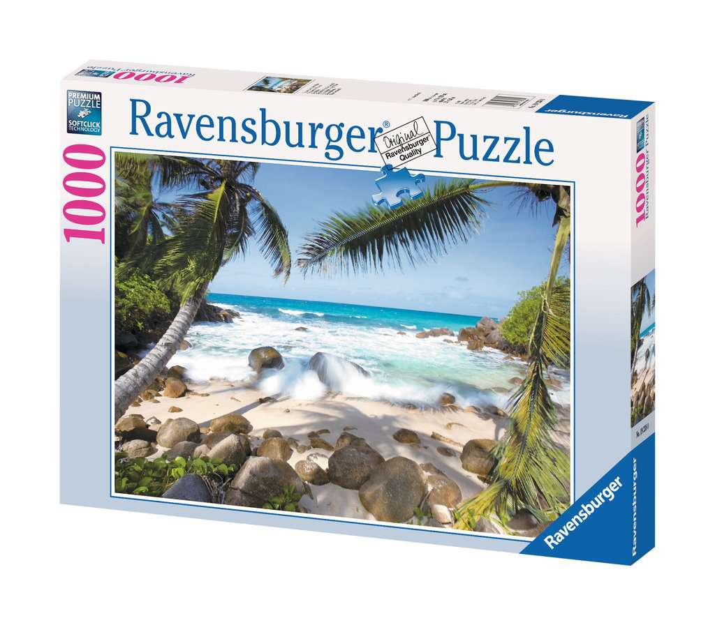 Seaside Beauty 1000 Piece Jigsaw Puzzle
