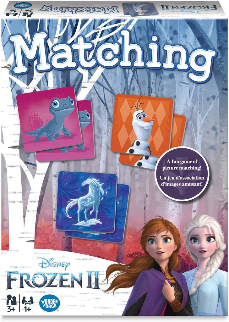 Frozen 2 Matching Game