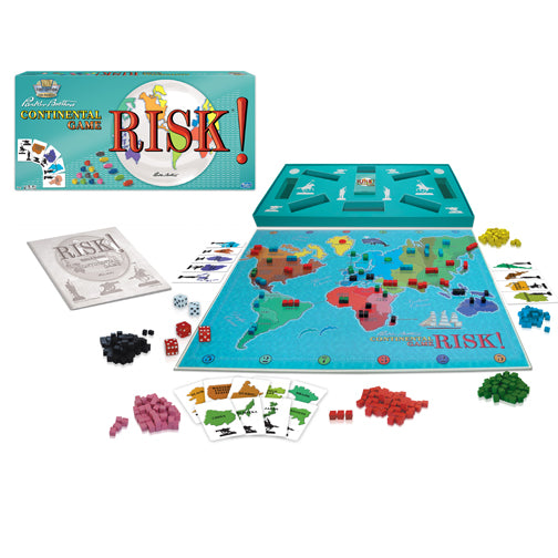Risk Board Game Classic Edition