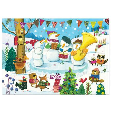 Snowmans Band Advent Calendar
