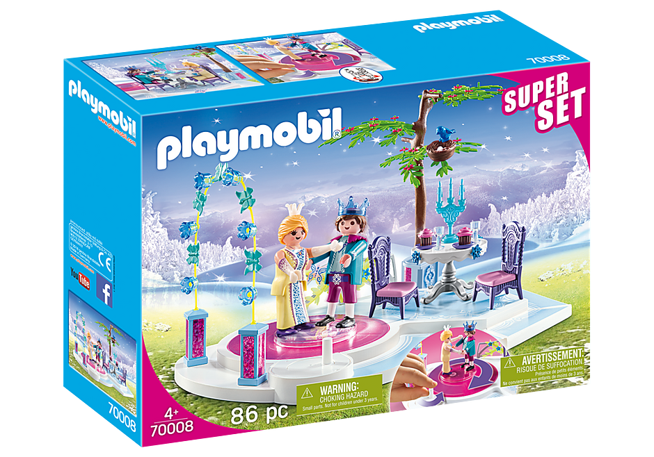 Playmobil 70008 Royal Ball Super Set