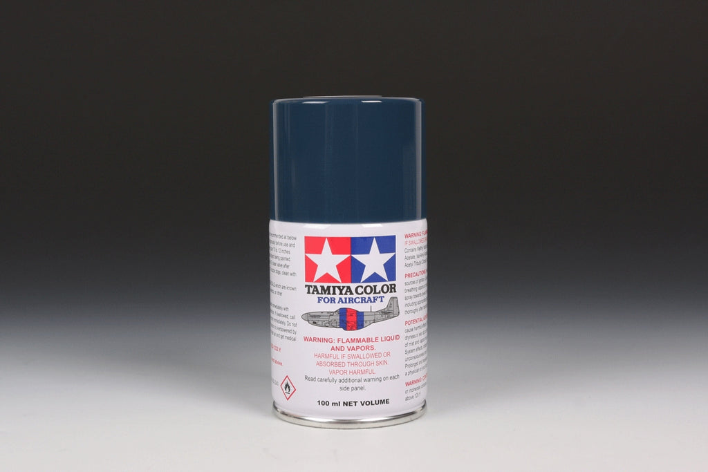 Tamiya Color AS-8 Navy Blue Spray Paint