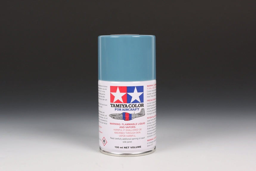 Tamiya Color AS-19 Intermediate Blue Spray Paint