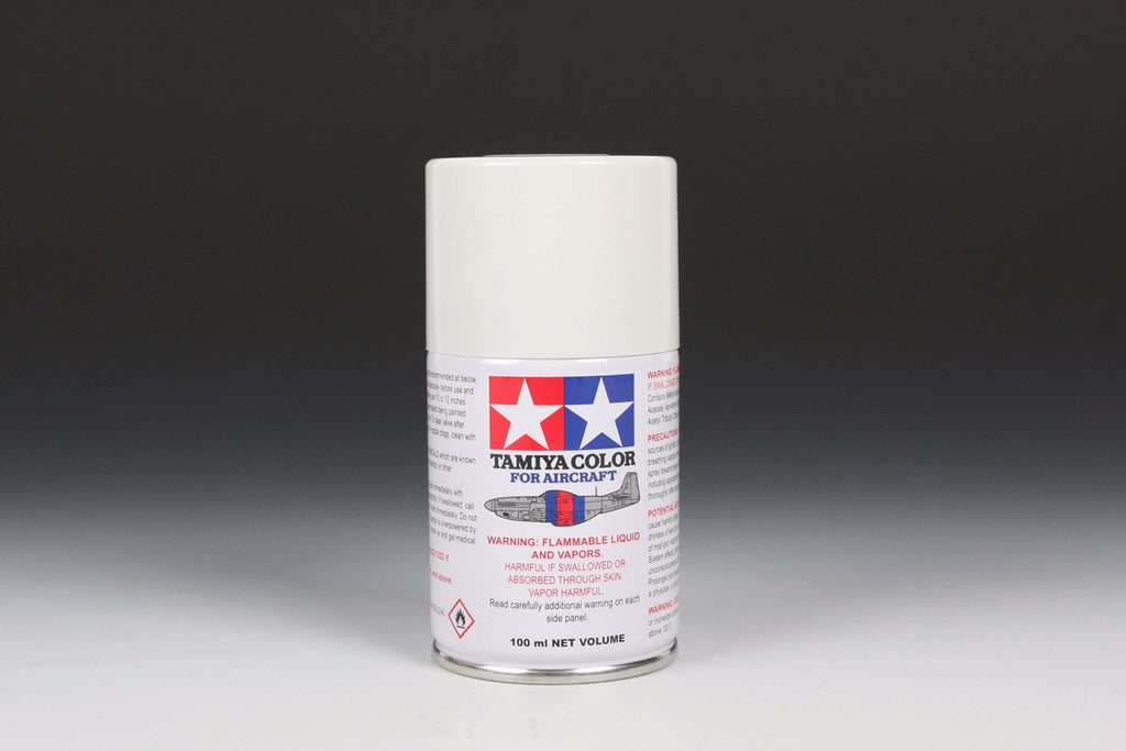 Tamiya Color AS-20 Insignia White Spray Paint