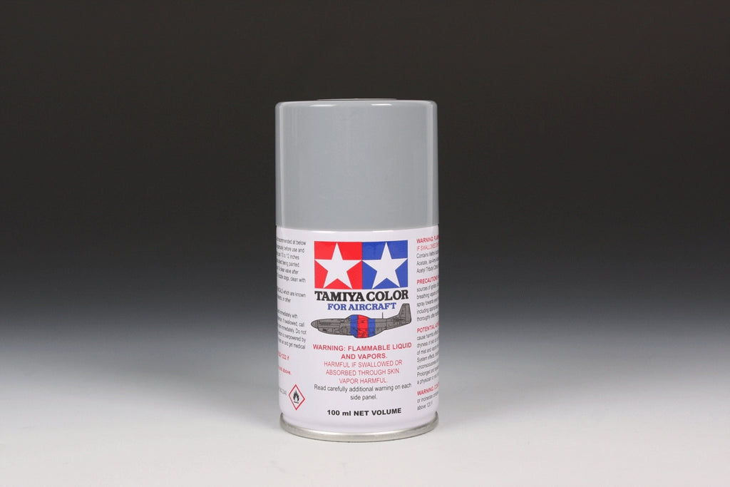 Tamiya Color AS-28 Medium Gray Spray Paint