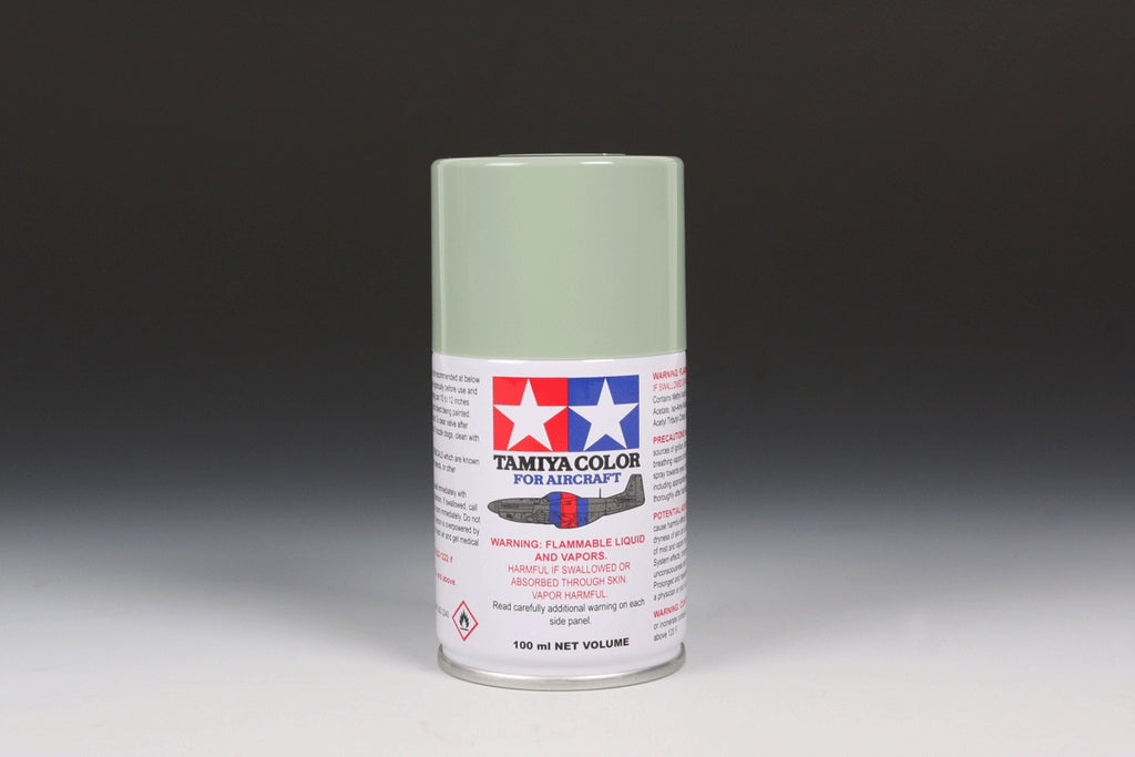 Tamiya Color AS-29 Gray Green Spray Paint