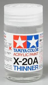 Tamiya Acrylic Color Paint Thinner