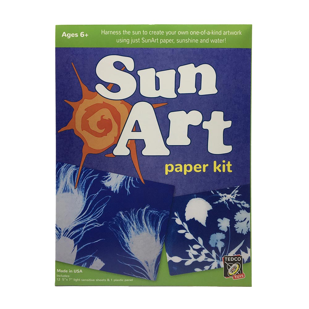 Sun Art Sun Sensitive Paper