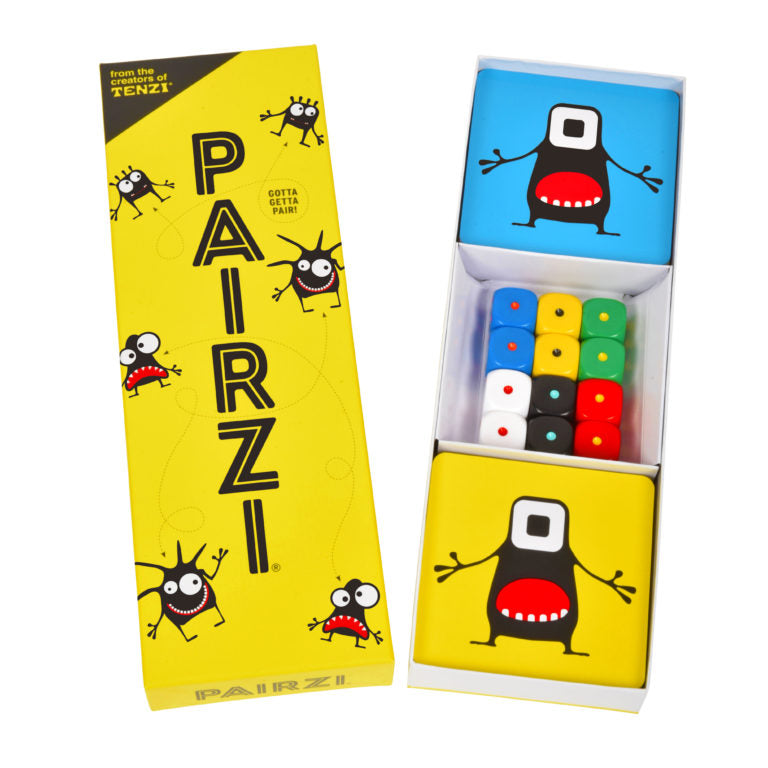 Pairzi Card Game